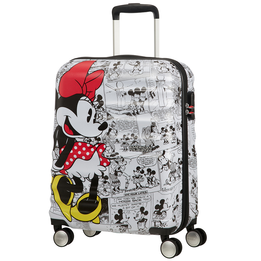 Samsonite - Wavebreaker Disney Spinner 55 Minnie Comics